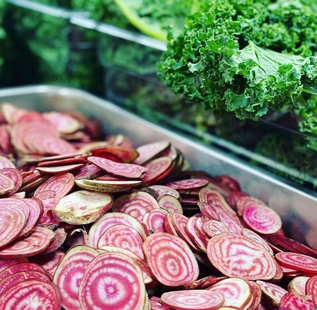 beets and kale 10.6.2020