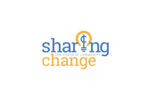 Sharing Change Logo