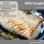 Cod Food Card