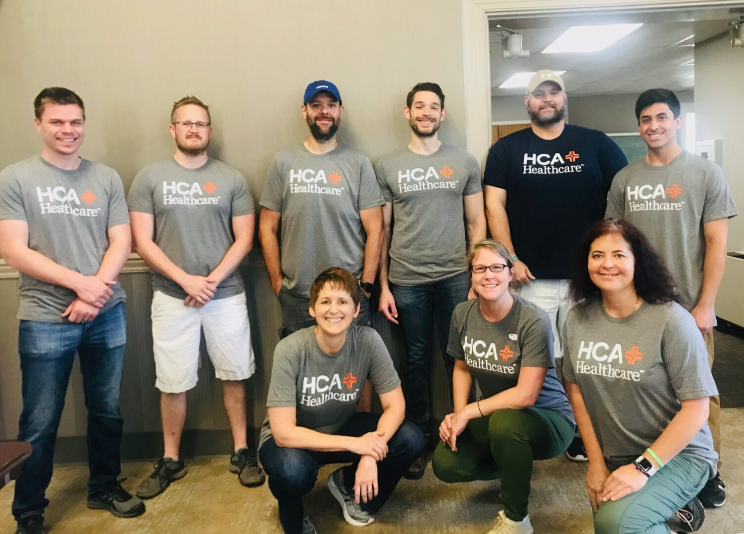 HCA Volunteers 1 2019